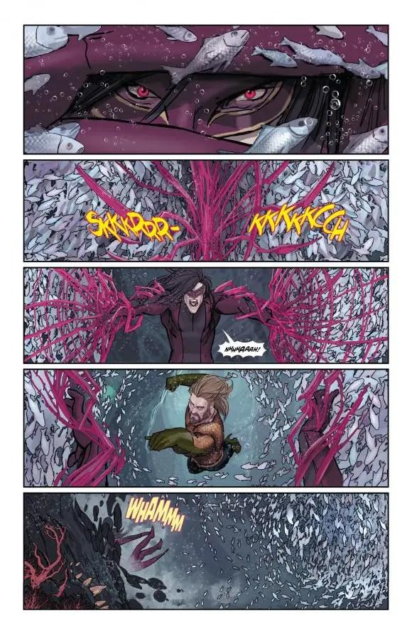 Aquaman #28 Review