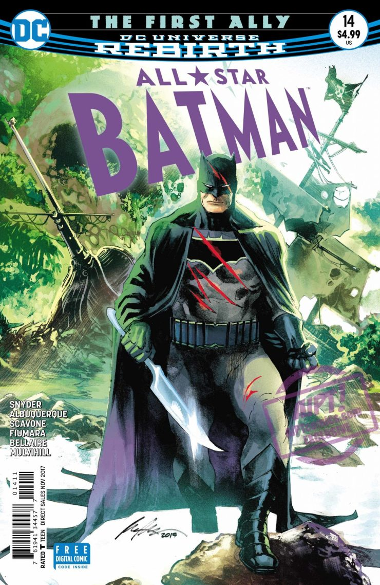 [EXCLUSIVE] DC Preview: All-Star Batman #14