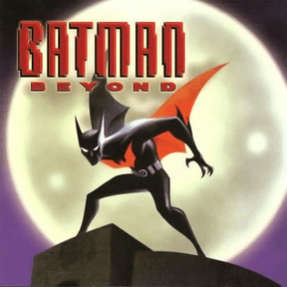 We look back at Batman Beyond--for the first time.