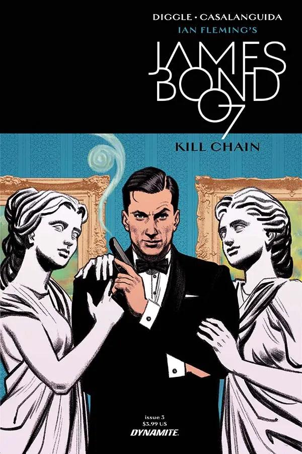James Bond: Kill Chain #3 Review