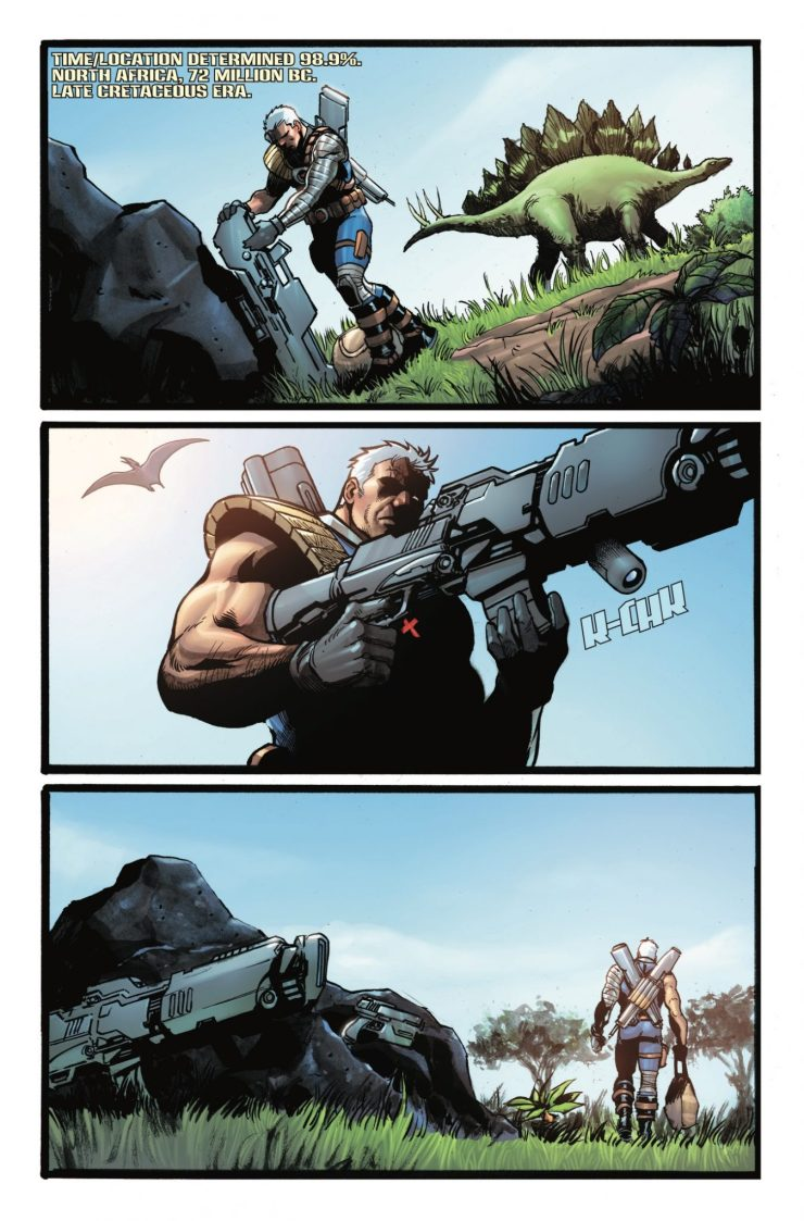 Marvel Preview: Cable #5
