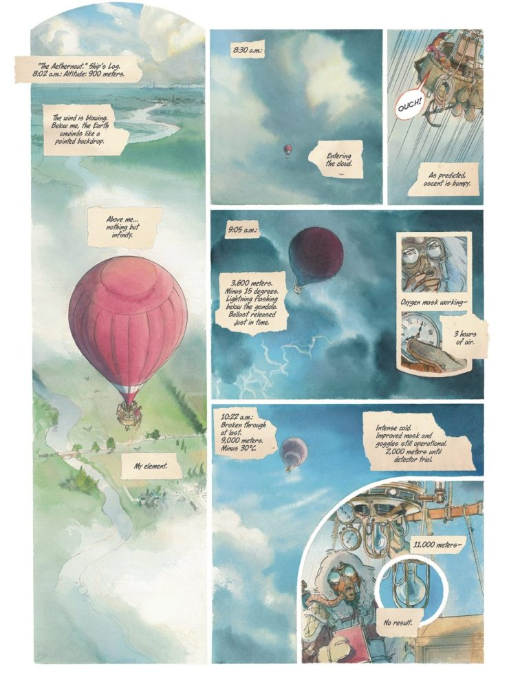 'Castle in the Stars: The Space Race of 1869' review: An imaginative, all-ages story