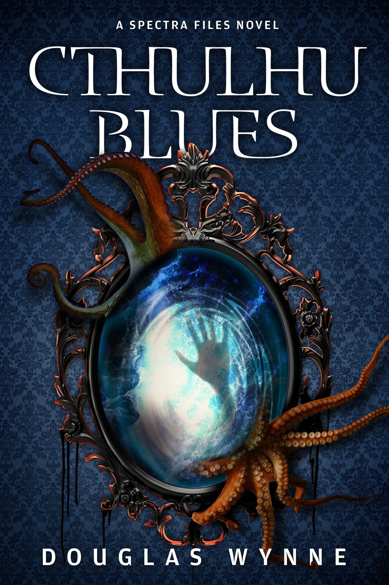 Review: 'Cthulhu Blues' by Douglas Wynne is a high-octane ride of existential dread