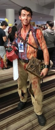Ash from The Evil Dead