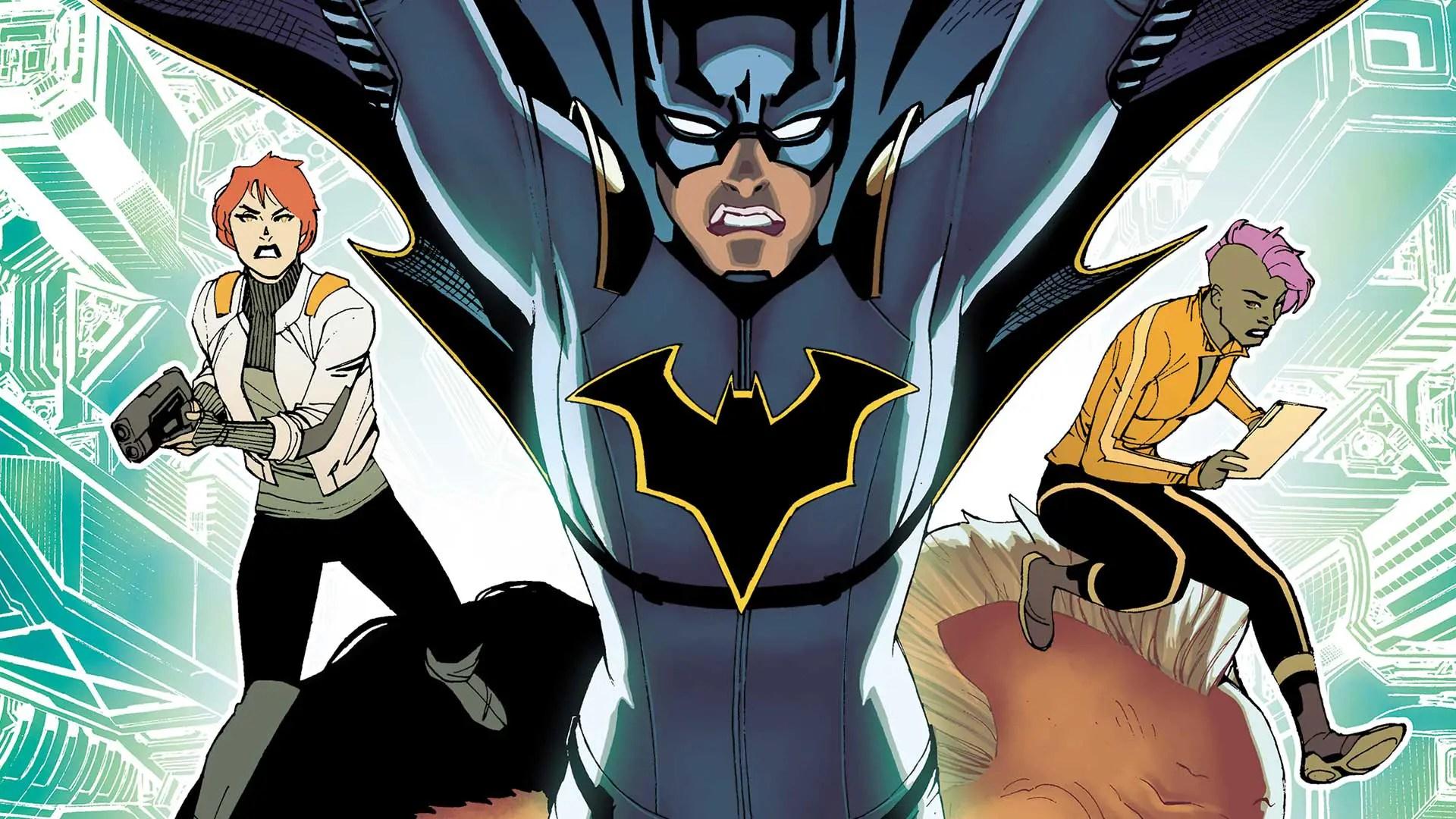 Batman Beyond #12 Review