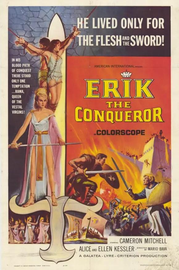 Have You Scene? Erik the Conqueror