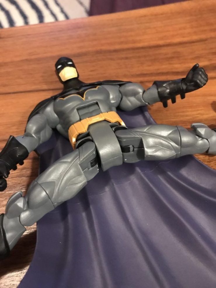 Unboxing/Review DC Multiverse DC Rebirth Batman