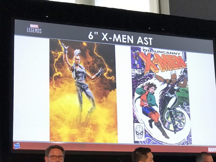 HASCON 2017: Reveals from the Marvel Legends panel