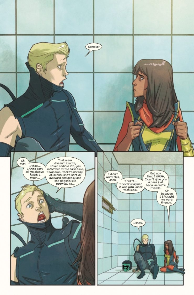 Marvel Preview: Ms. Marvel #22