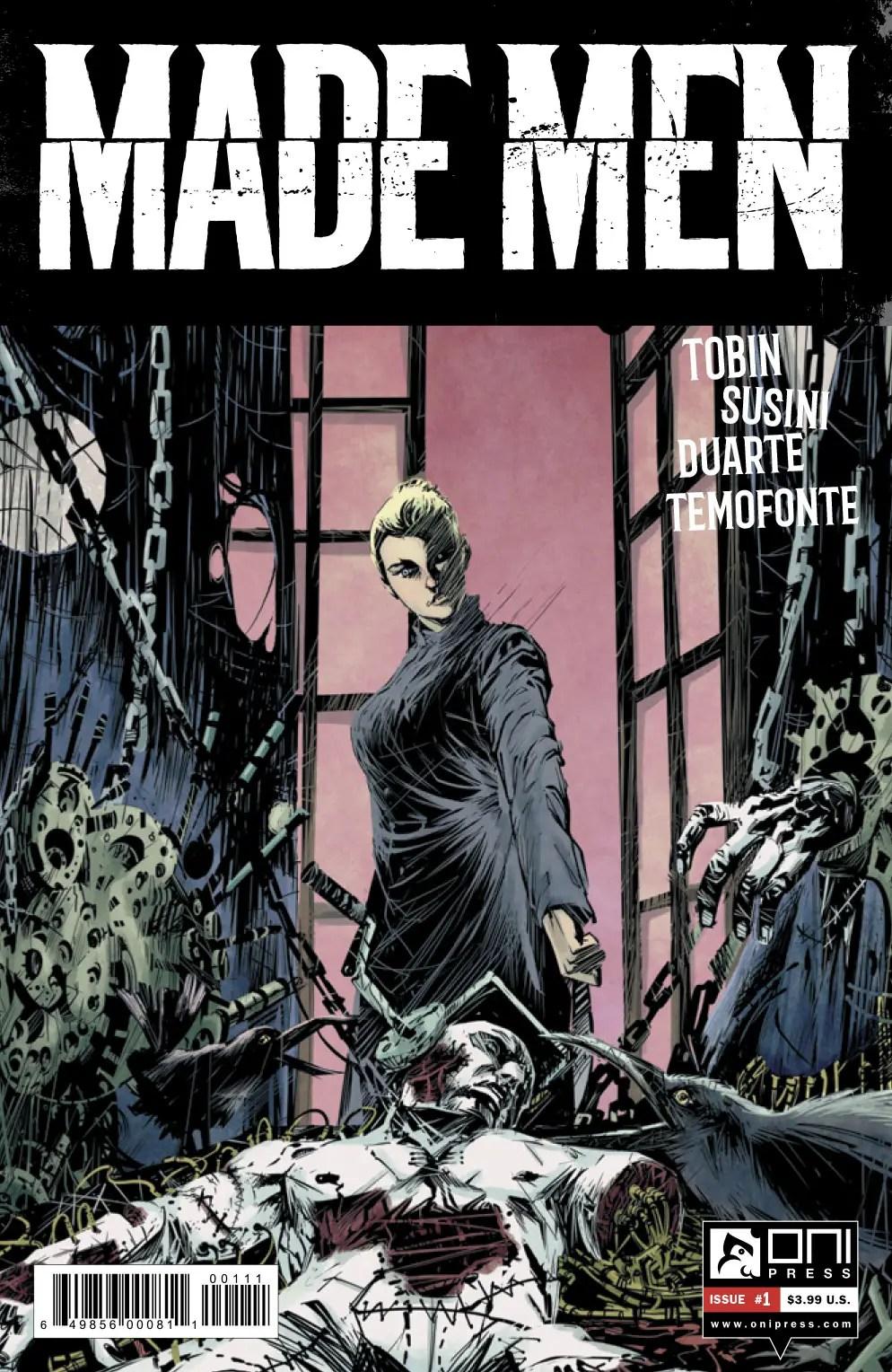 Made Men #1 Review