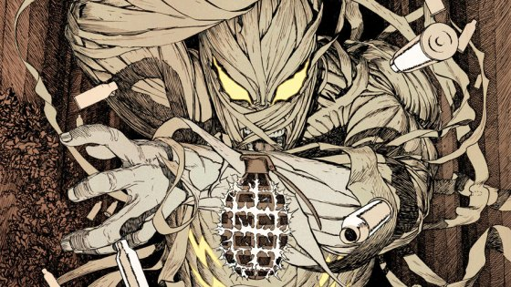 A deep dive into DC Comics' Ragman with Ray Fawkes and Inaki Miranda