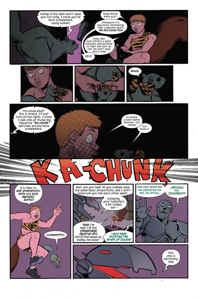 Marvel Preview: Unbeatable Squirrel Girl #24