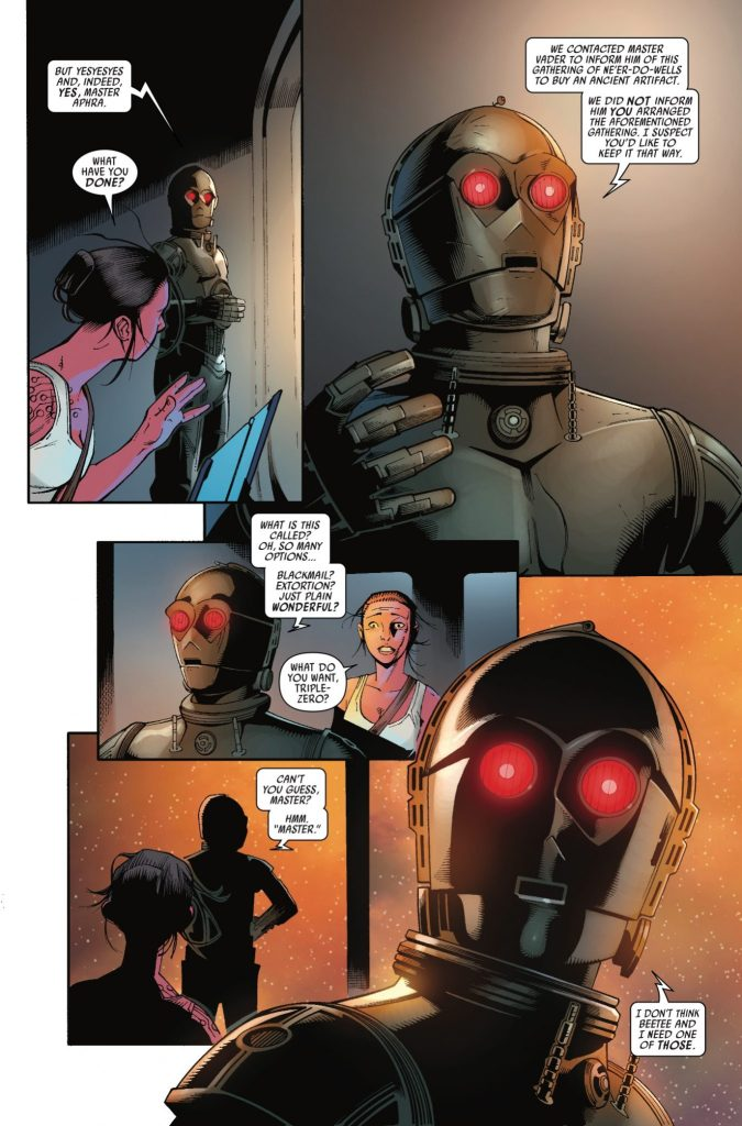 Marvel Preview: Star Wars: Doctor Aphra #12