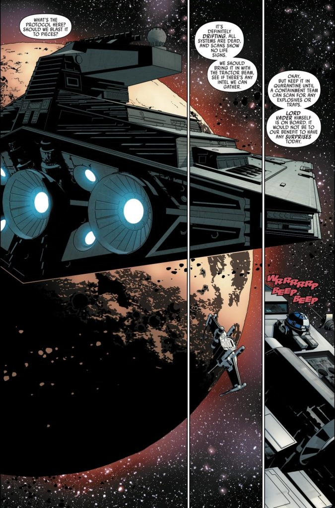 Marvel Preview: Star Wars #36