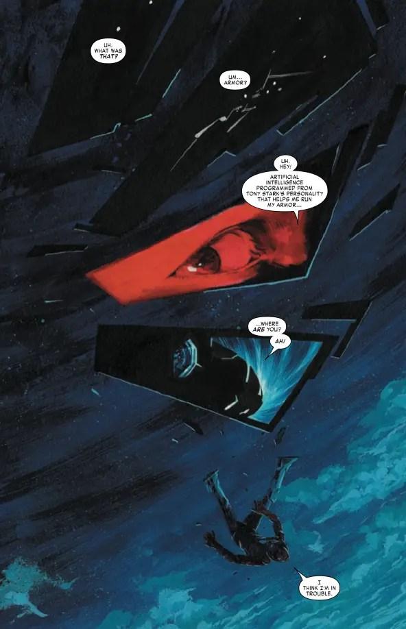 Generations: Iron Man & Ironheart #1 Review