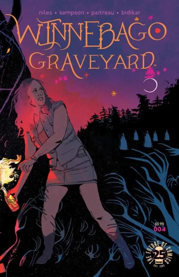 Winnebago Graveyard #4 Review