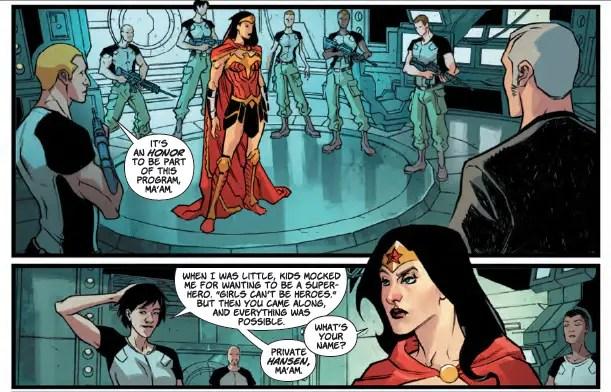 Wonder Woman #30 Review