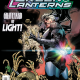 A story that has sent the Green Lanterns 10 billion years into the past wraps things up.