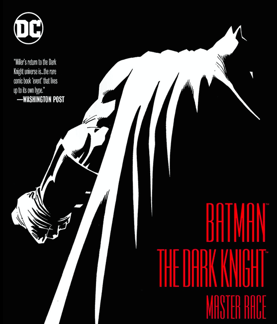'Batman: The Dark Knight: Master Race' review: tells a compelling tale but fails to live up to the mighty stories that went before it