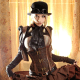 Photographer, editor and model Rin brings sophistication and beauty to the world of cosplay and steampunk. The sub-genre of science fiction, science fantasy and cyberpunk has a cult following and with women like Rin out there, it's easy to see why. This victorian vixen will take you to a fantastic fantasy world in the wild west where retro-futuristic inventions and stunning costumes will be the least of the wonders you encounter.