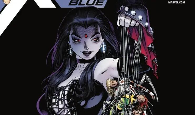 X-Men: Blue #12 Review