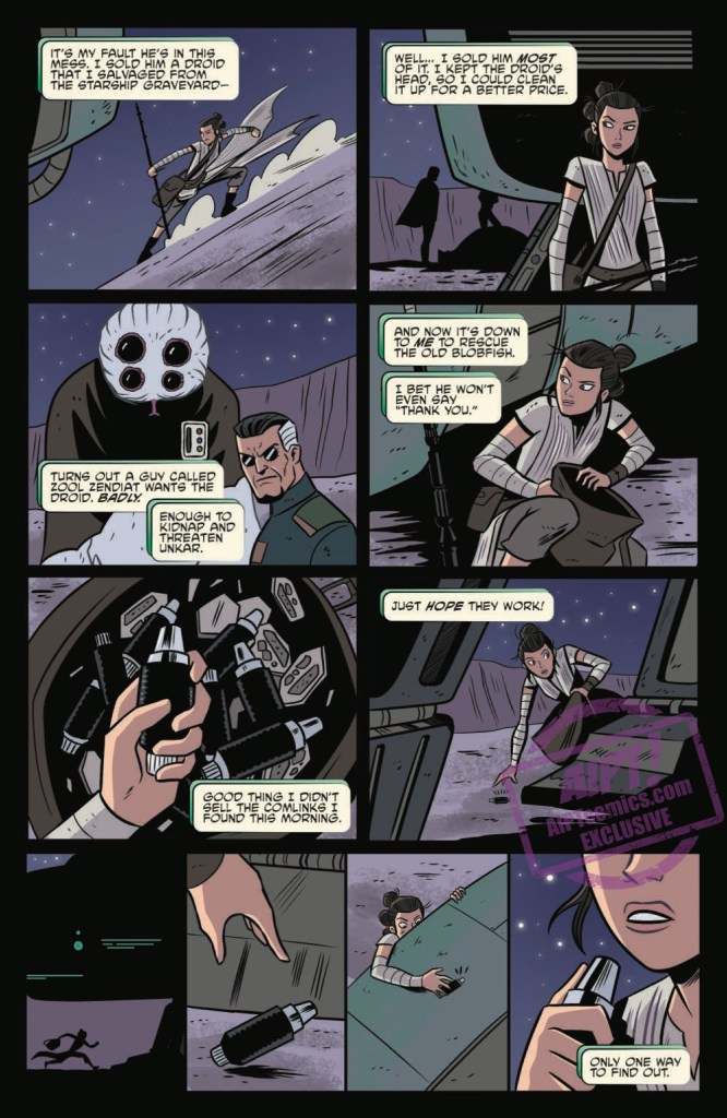 [EXCLUSIVE] IDW Preview: Star Wars Adventures #2