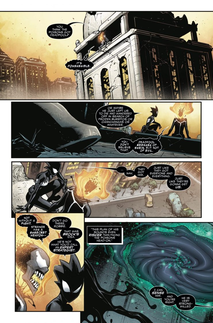 Marvel Preview: Venomverse #3