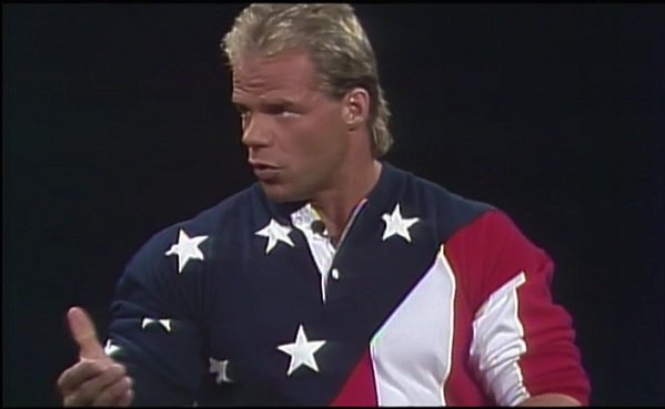 Who Is Lex Luger
