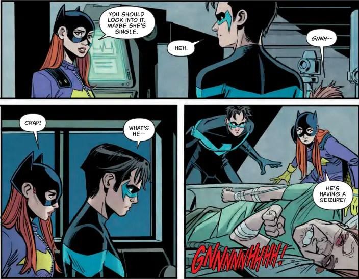 Batgirl #15 Review