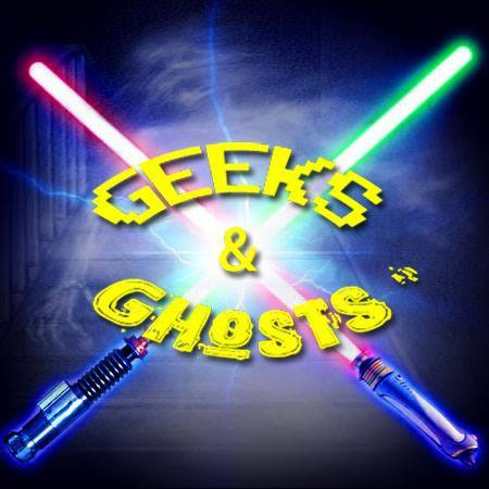 "Paranormal goes pop:  Interview with Kenny Biddle of the ""Geeks and Ghosts"" podcast"