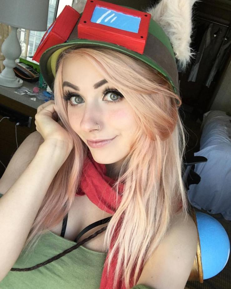 League of Legends: Teemo cosplay by Rolyat