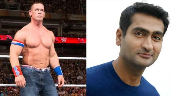 John Cena and Kumail Nanjiani will be co-starring in a buddy cop movie