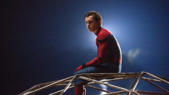 Spider-Man actor Tom Holland shares one of his favorite way to unwind between filming sessions in Spider-Man: Homecoming.