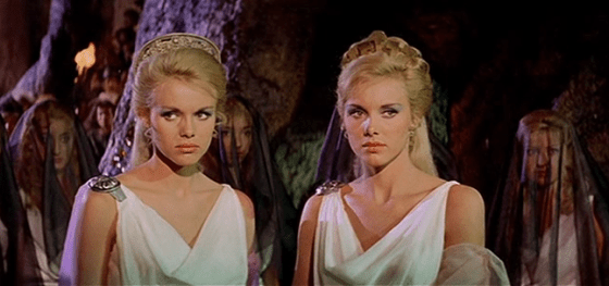 Mario Bava's foray into the world of swords-and-sandals.