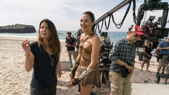 It's official: Patty Jenkins will direct 'Wonder Woman 2'
