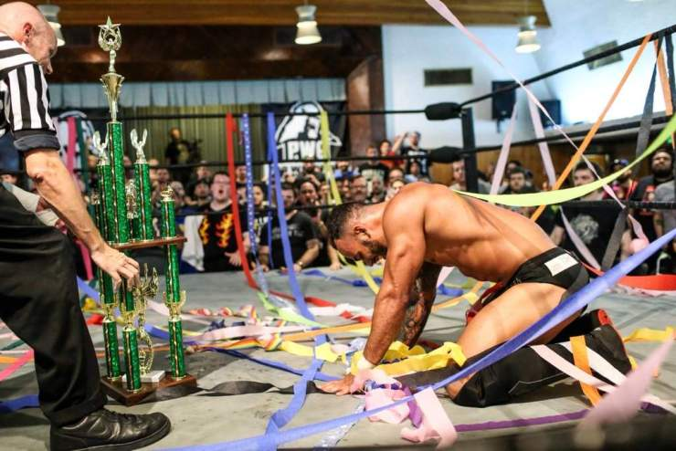 And the winner of PWG's Battle of Los Angeles 2017 is...