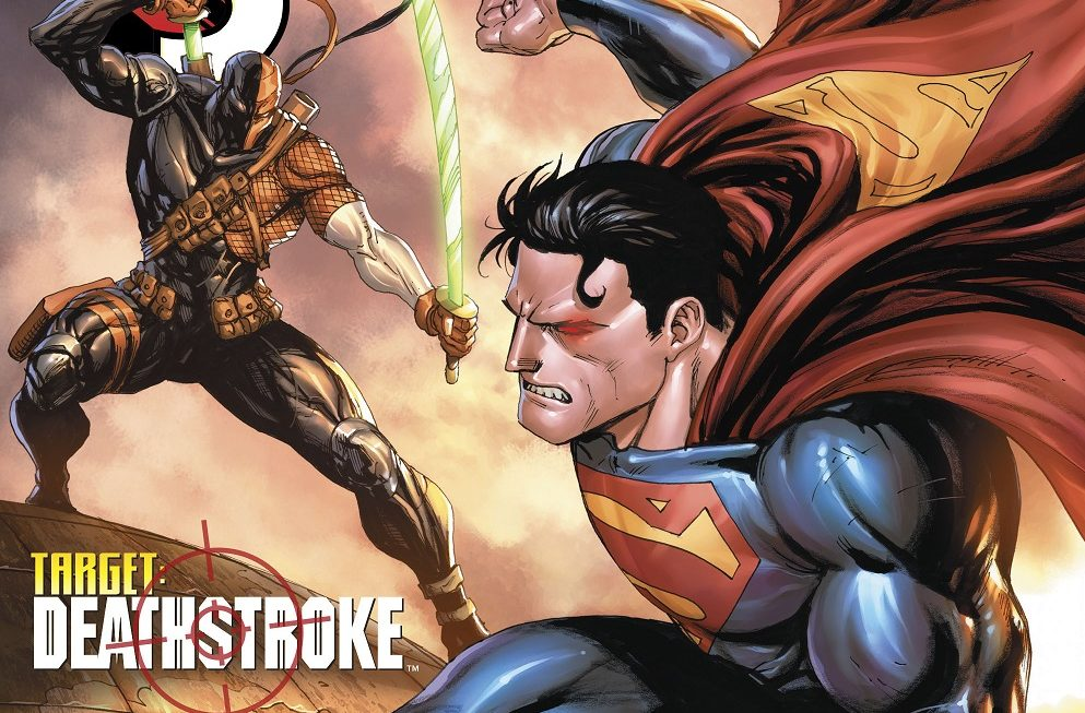 Superman #32 Review