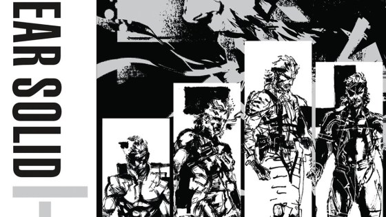 Dark Horse to publish ultimate collection of Metal Gear Solid