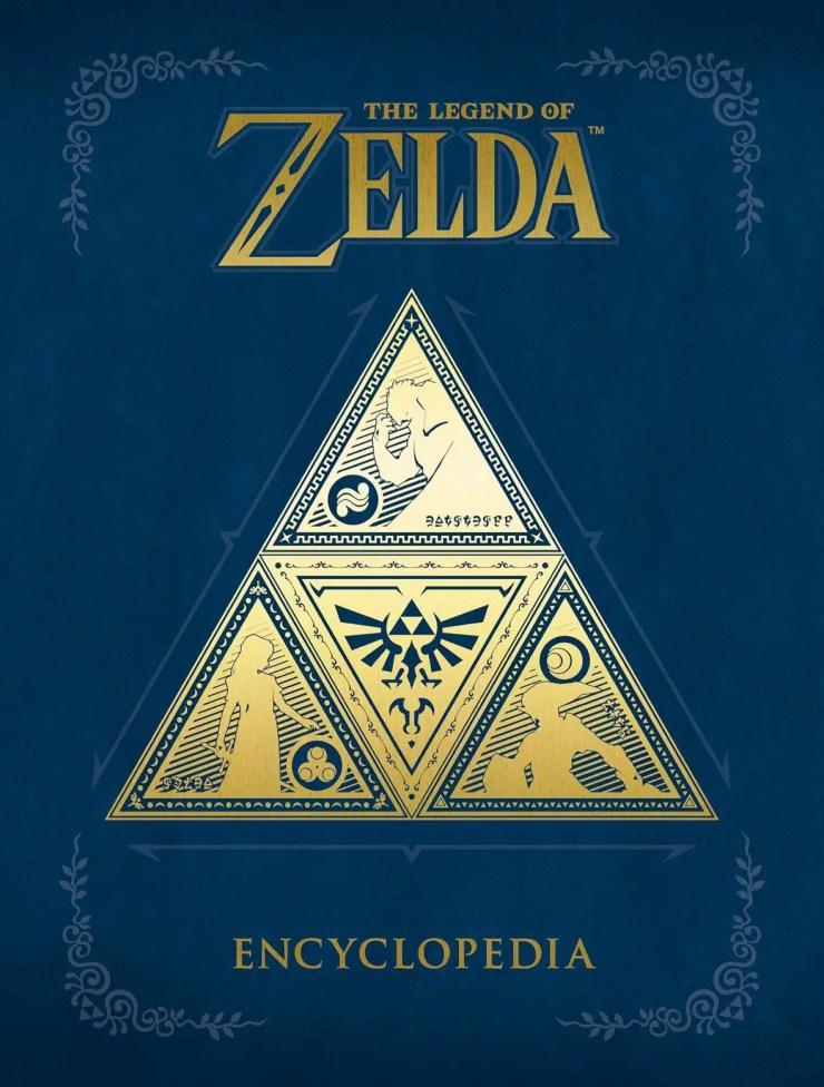Get excited, 'The Legend of Zelda Encyclopedia' is coming April 2018!