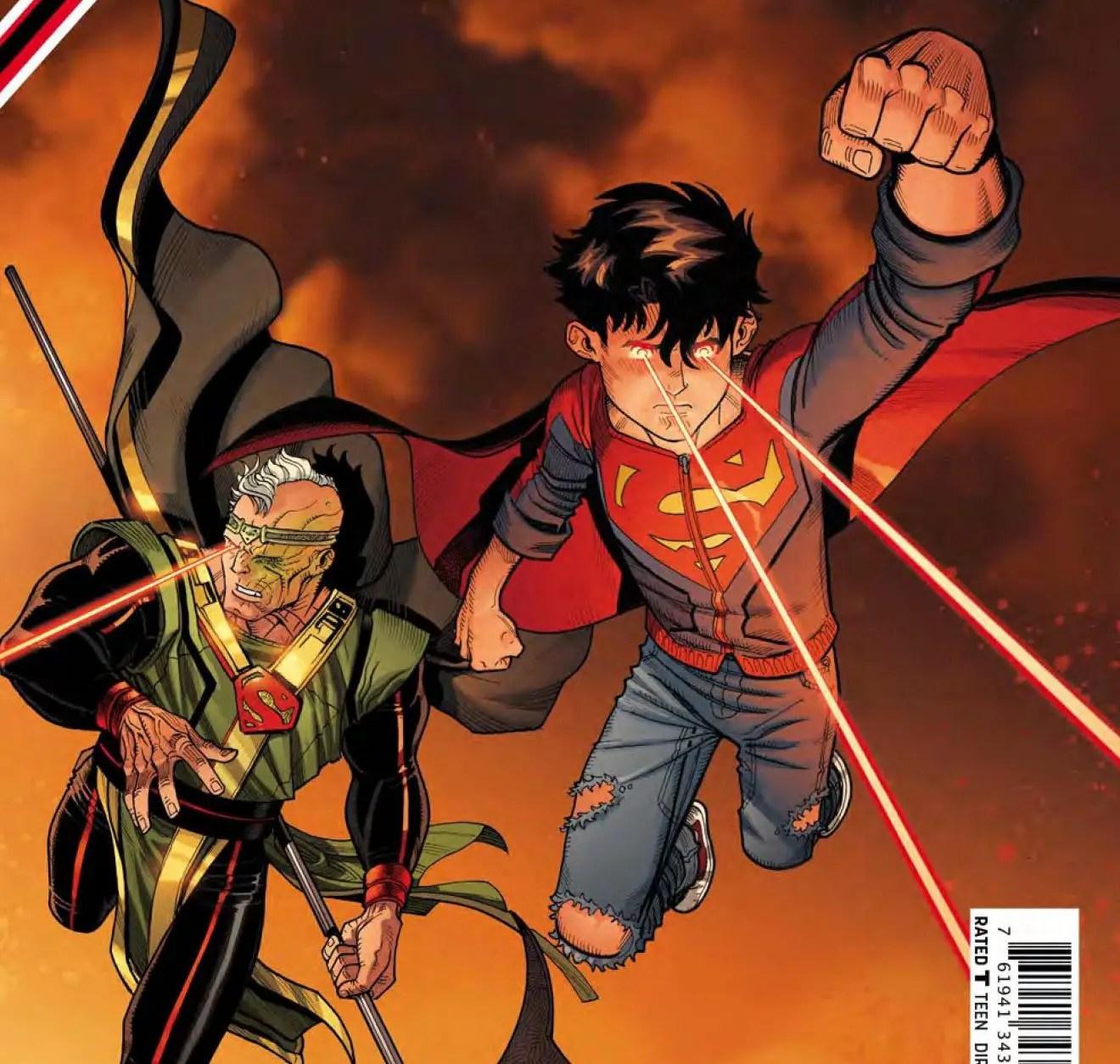 Action Comics #990 Review