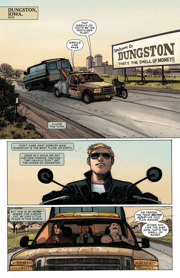 'Occupy Avengers Vol. 2: In Plain Sight' review: stories that take up the true mantle of Captain America