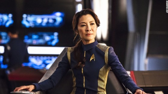 """Star Trek: Discovery boss on Michelle Yeoh's Captain Georgiou: """"You will see more of this woman on this show!"""""""