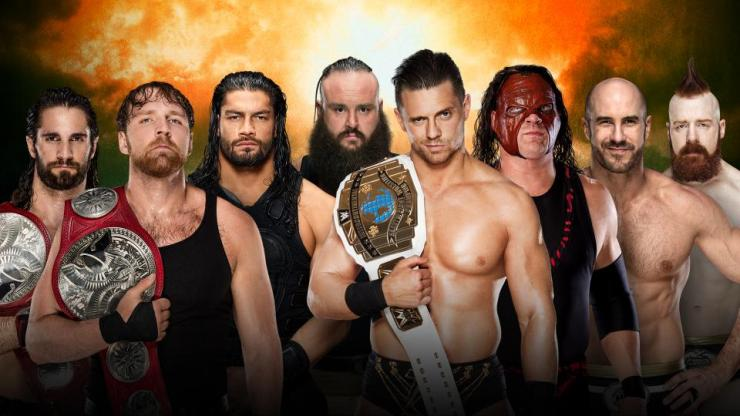 WWE TLC 2017 preview/predictions