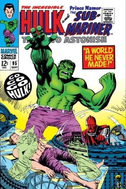 'Incredible Hulk Epic Collection: The Hulk Must Die' review: Origins, anger, and Kirby magic