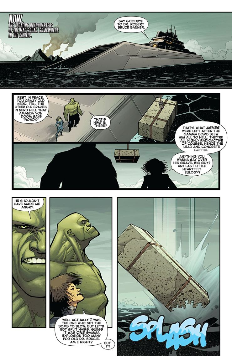 'The Incredible Hulk by Jason Aaron: The Complete Collection' review: Great from beginning to end