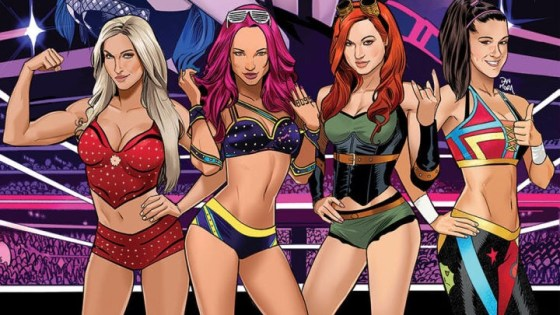 The Four Horsewomen will take center stage in Dennis Hopeless's acclaimed series.