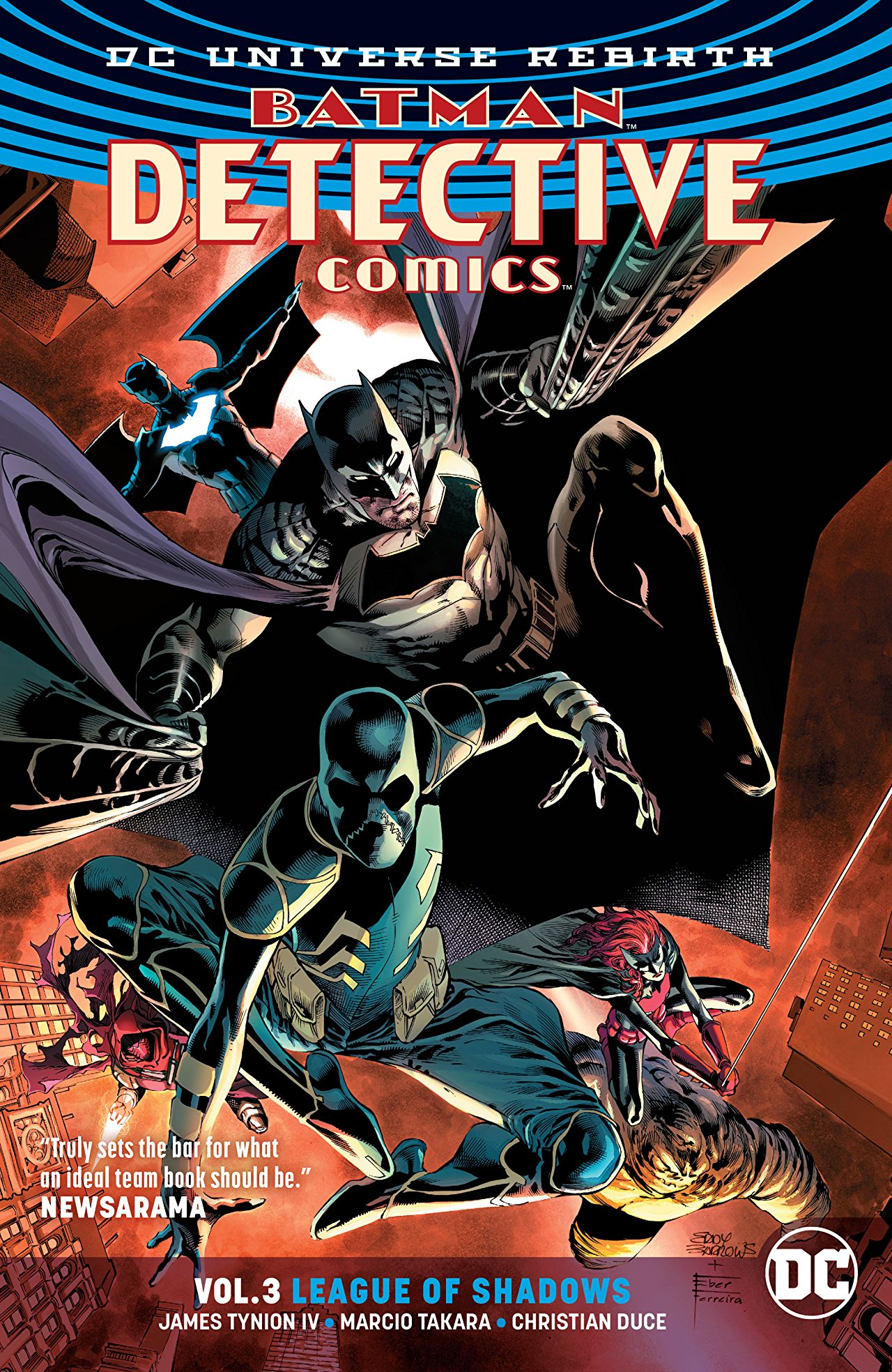'Detective Comics Vol. 3: League of Shadows' review: A story with potential overshadowed by a grander story on the horizon