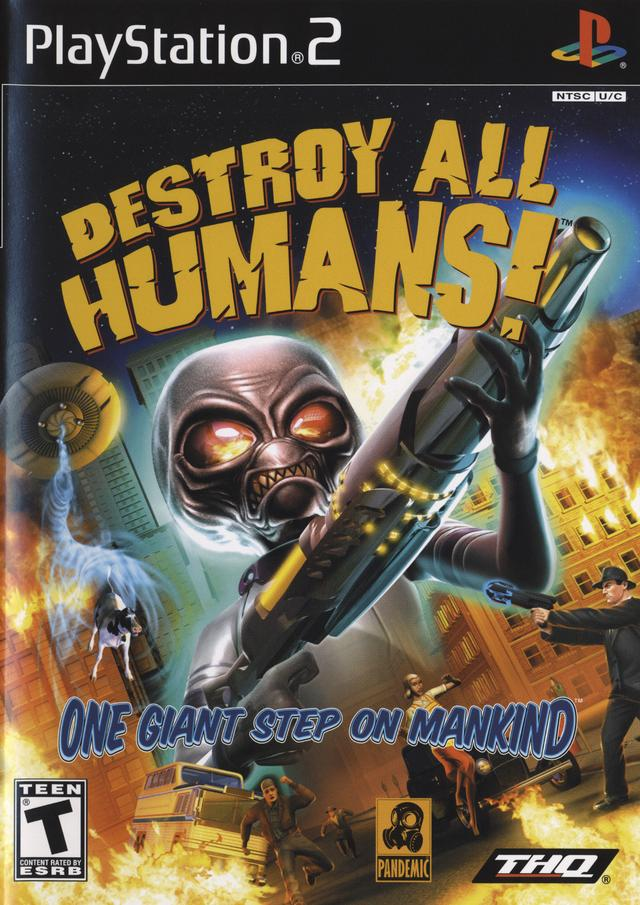 How's It Hold Up?: 'Destroy All Humans!' Review