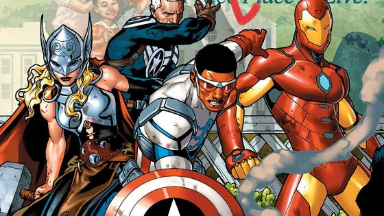 Avengers Standoff: Welcome To Pleasant Hill TPB review: shows how skilled Marvel can be at sowing story-seeds and playing the long game