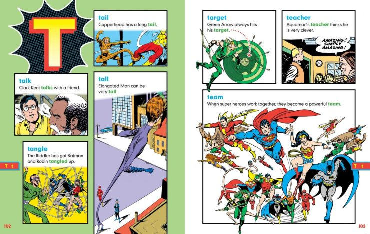 My First Dictionary and Awesome Activities for Super Heroes - Excellent and heroic reference books